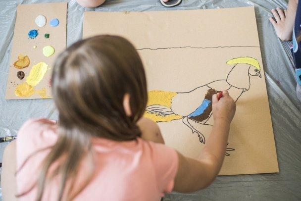 Podróż ornitologiczna - warsztaty dla rodzin z dziećmi ze spektrum autyzmu