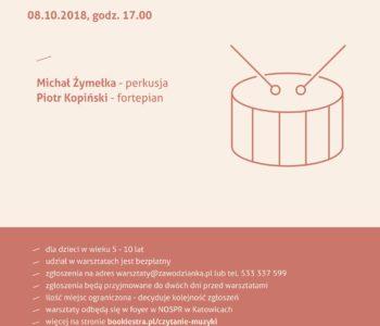 Bezpłatne warsztaty czytania muzyki. Katowice