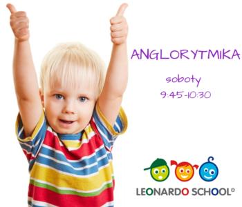 Anglorytmika dla dzieci