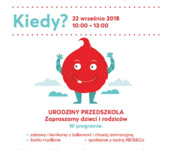 Dzień Otwarty w Dwujęzycznym Przedszkolu KiDS&Co