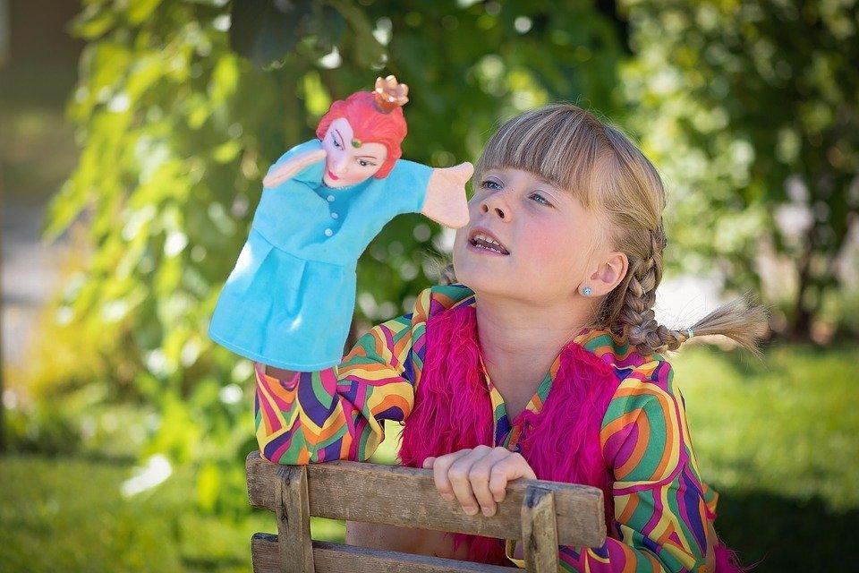 Żarty teatralne - warsztaty teatralne dla dzieci