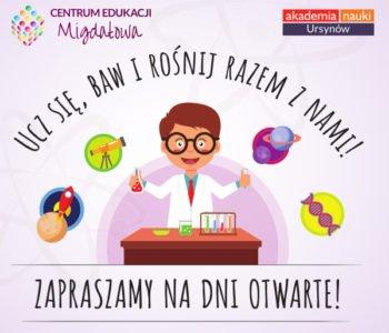 Dni Otwarte - Ucz się, Baw i Rośnij Razem z Nami