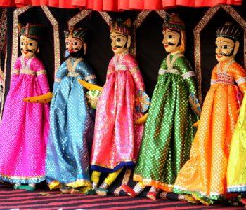 Magia lalek, Szanghajski Teatr Lalkowy