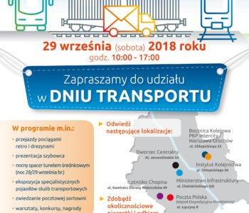 Dzień Transportu w Poczcie Polskiej