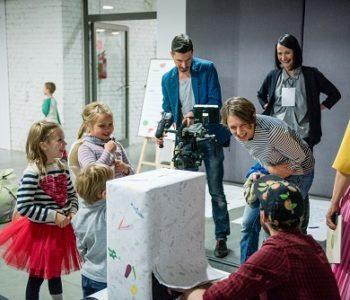 Ósma edycja Festiwalu Designu i Kreatywności dla Dzieci Ene Due De