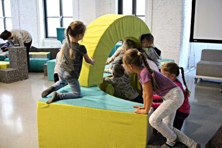 Concordia design ene due festiwal dla dzieci atrakcje Poznań 2018