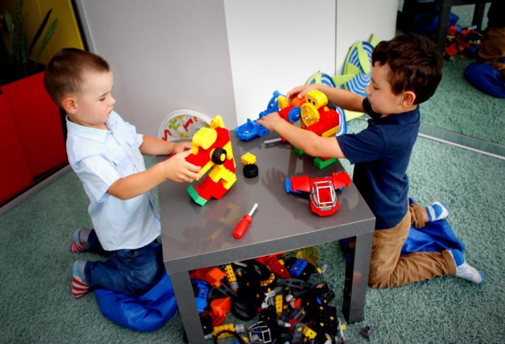 Mały Konstruktor – nauki ścisłe (3-4 lat) – start 10.09