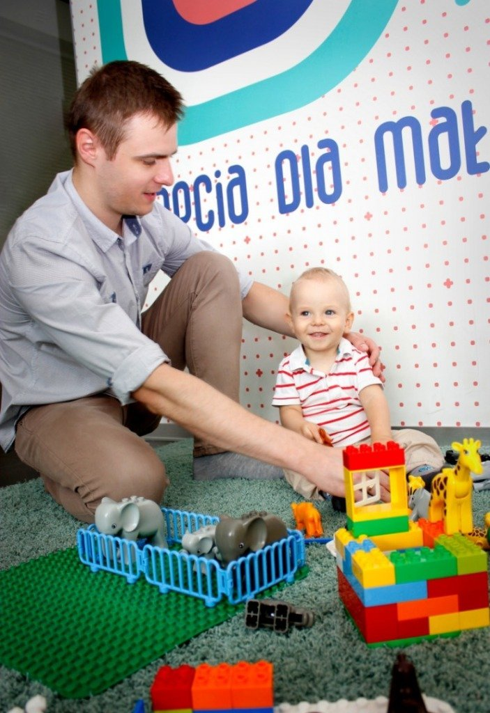 Pomysłowe Klocki – zajęcia ogólnorozwojowe (2-3 lat) – start 11.09