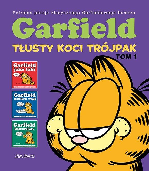 Garfield – Mistrz drzemki, król sarkazmu, koneser lazanii - powraca