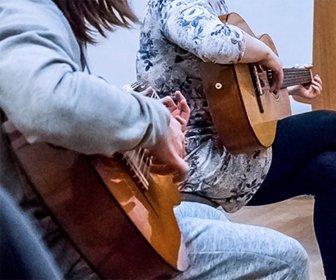 Gitara dla młodzieży