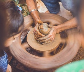 Warsztaty ceramiczne z elementami terapii ręki