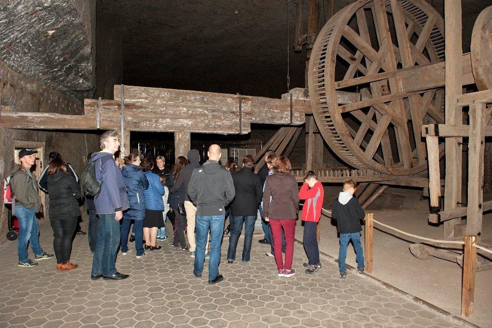 Europejskie Dni Dziedzictwa 2018 w Muzeum Żup Krakowskich Wieliczka
