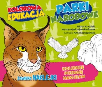 Kolorowa edukacja. Parki Narodowe i Regiony Polski