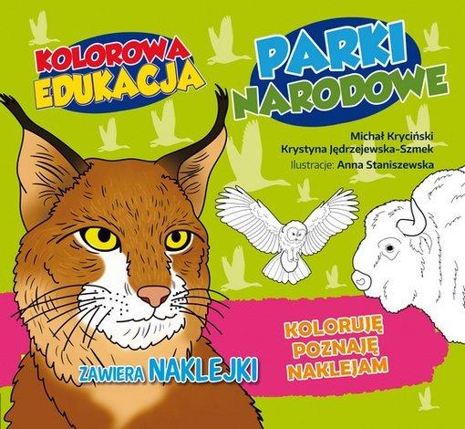Kolorowa Edukacja: Parki Narodowe