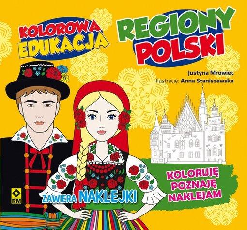 Kolorowa Edukacja: Regiony Polski