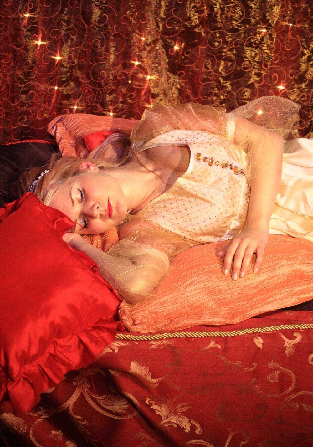 Księżniczka na ziarnku grochu w Teatrze Maskarada
