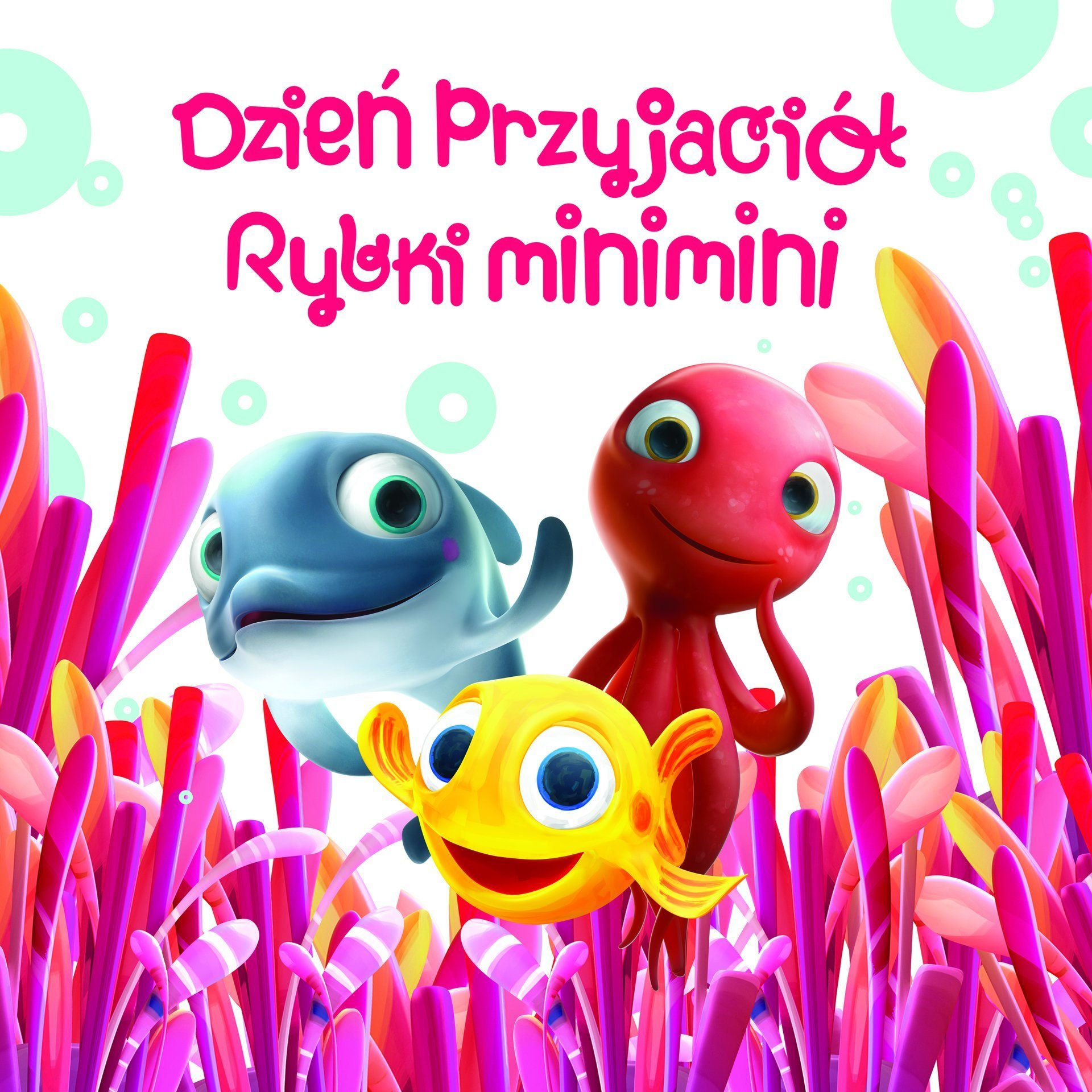 Dzień Przyjaciół Rybki MiniMini w warszawskim ZOO