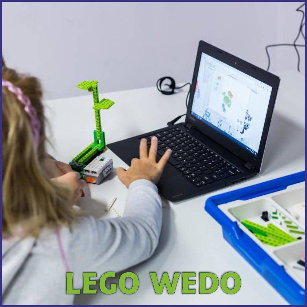 Robotyka Lego WeDo w Nutka Cafe - bezpłatne 1 spotkanie
