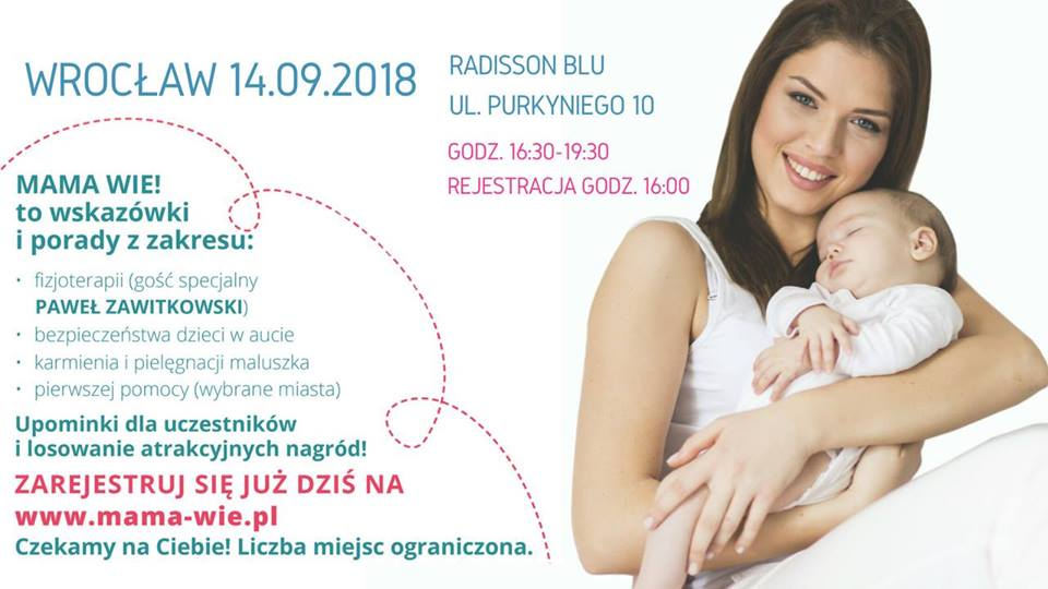 Atrakcje dla rodziców i kobiet w ciąży Wrocław 2018