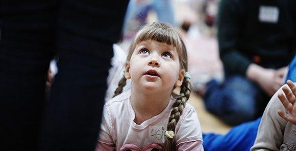 Odkrywcy Muzyki - warsztaty dla dzieci w wieku 4-5 lat