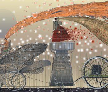 Wystawa estońskich ilustracji baśni braci Grimm