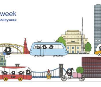 Atrakcje dla dzieci Wrocłąw 2018 - Europejski Tydzień Mobilności.