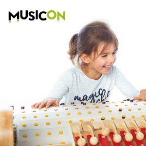 Warsztaty z Musiconem: Co się kryje w muzyce?