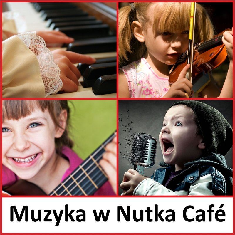 Nauka gry na fortepianie, gitarze, ukulele i skrzypcach. Lekcje śpiewu