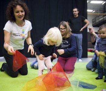 Opera na start. Muzyczno-ruchowe zajęcia dla najmłodszych