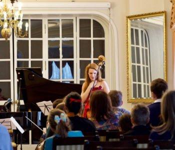 Rybna Dzieciom: Koncert w Pałacu w Rybnej