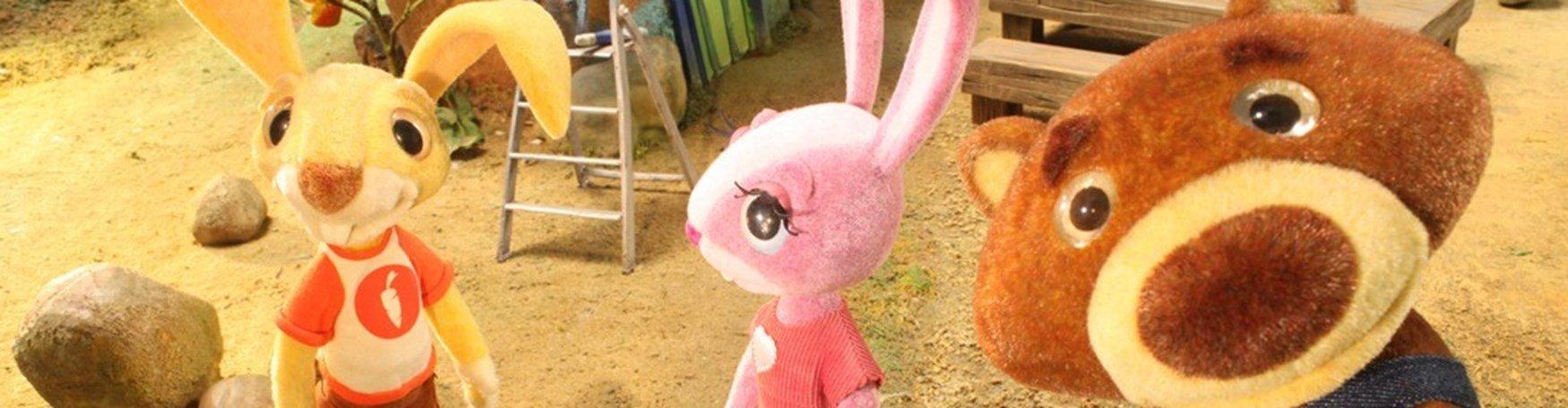 Przyjaźń w małym kinie: Pokaz animacji dla dzieci