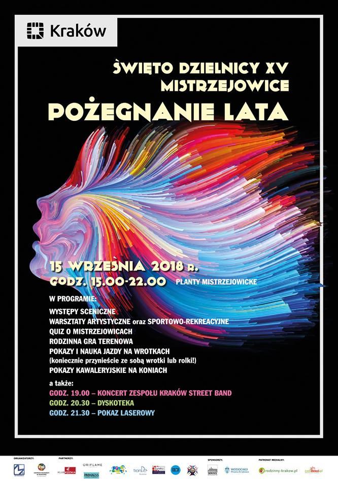 Pożegnanie lata w Mistrzejowicach