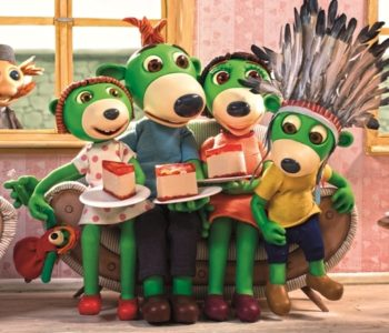 Kino Kika: Rodzina Treflików