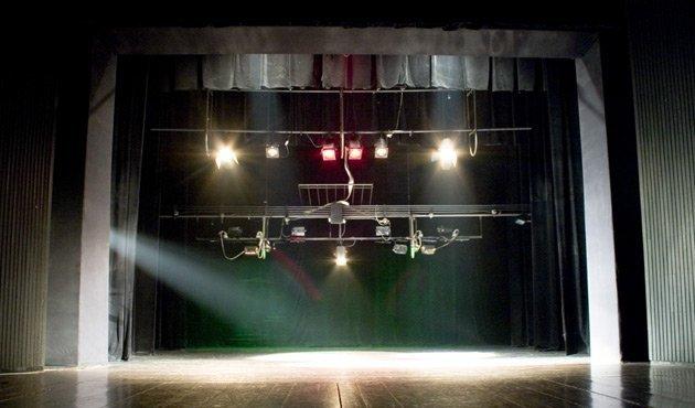 Strefa Dziecka w Teatrze Małym: Zwiedzanie Teatru