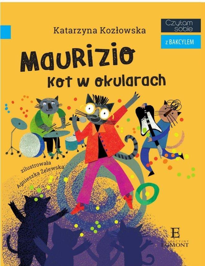 Poranek Rodzinny: Maurizio. Kot w okularach i Villads