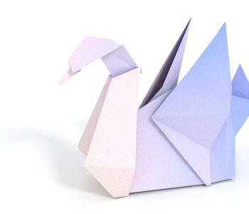 Leniwa Niedziela z... Japońską bajką i origami