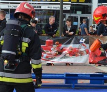 Zawody Firefighter Combat Challenge