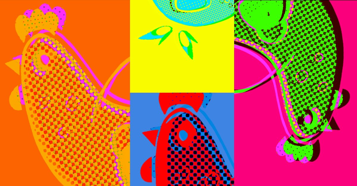 EKOlaż, czyli drugie życie rzeczy według Andy'ego Warhola