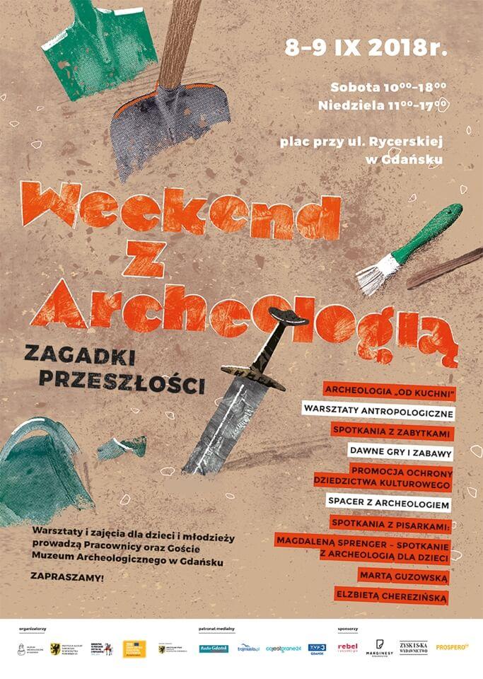 Weekend z Archeologią. Zagadki przeszłości.