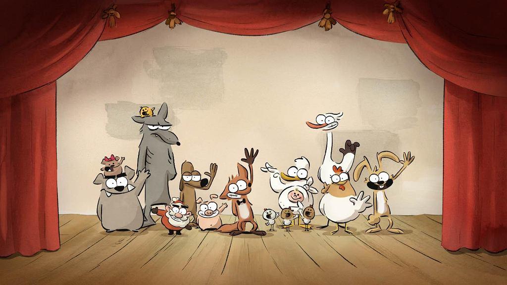 Kino Kika: Wielki, zły lis i inne opowieści