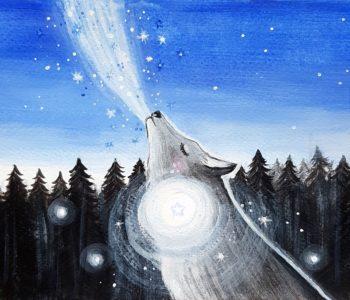 Kto spełnia marzenia w lesie