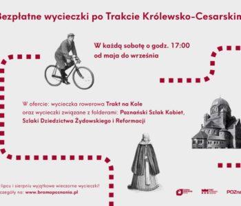 Trakt na Kole – wycieczka rowerowa