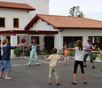 Klub Rodziców: Zumba dla rodzin