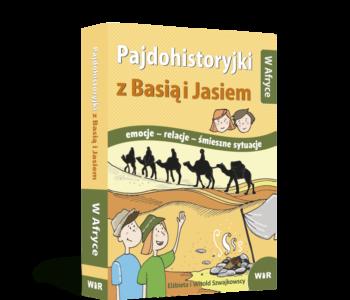 Pajdohistoryjki z Basią i Jasiem. Książka dla dzieci