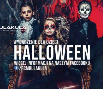 Bal Halloween dla dzieci | Hulakula
