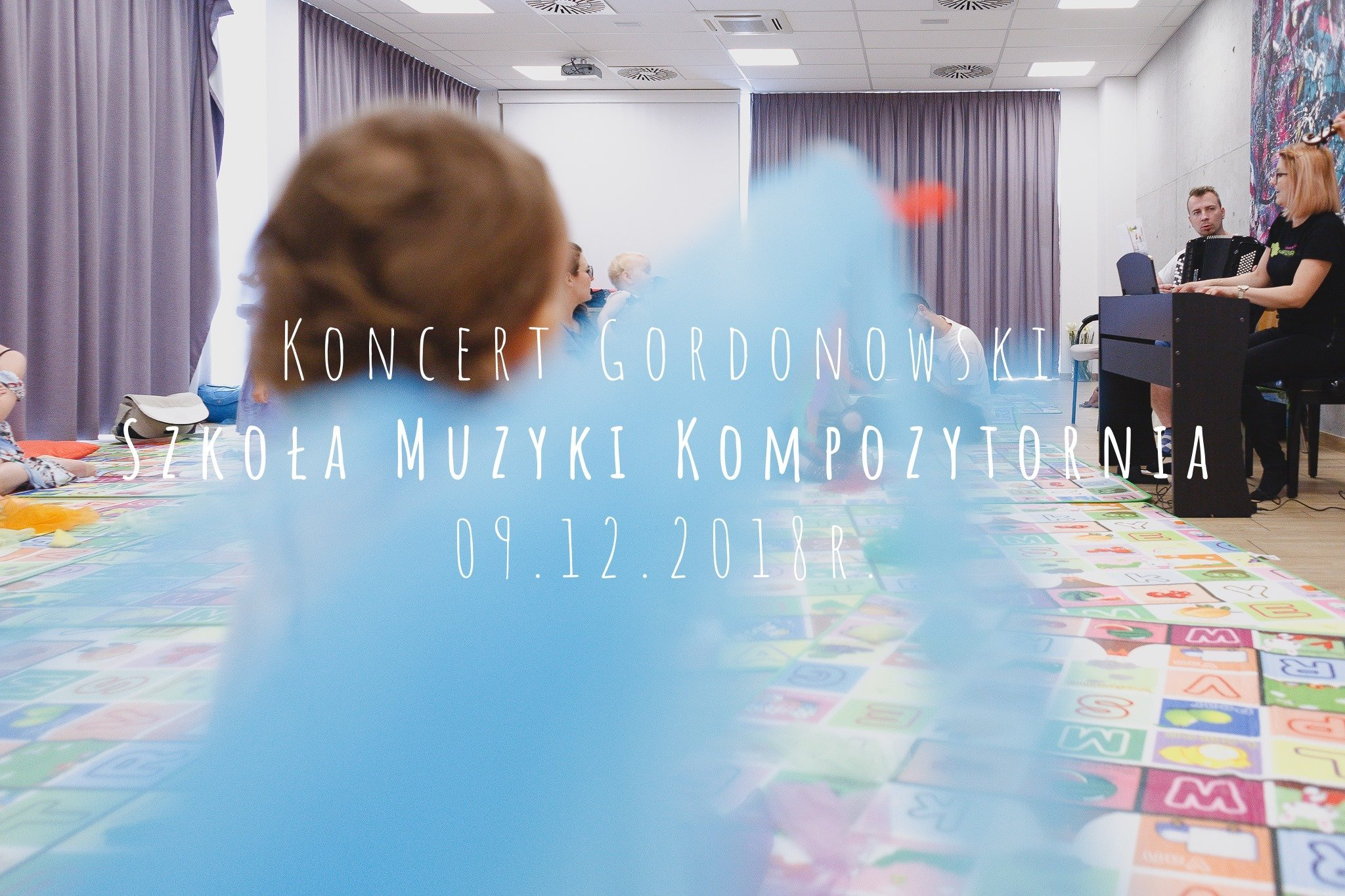 Mikołajkowy koncert gordonowski