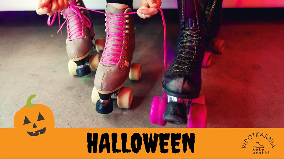 Halloween na wrotkach