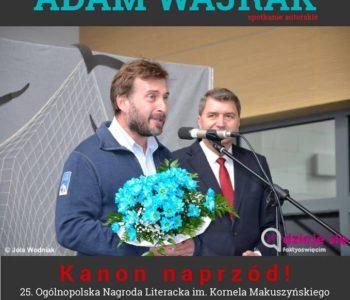 Księgarnia Pod Spotkanie z Adamem Wajrakiem