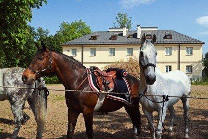 Spotkania kawaleryjskie: Ośrodek jeździecki dzisiaj - kuźnia przyszłych kawalerzystów