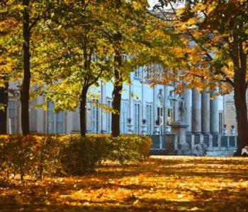 Darmowy listopad w Łazienkach Królewskich